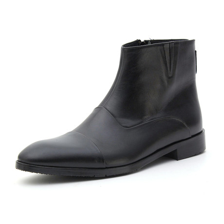 Benjamin Dress Boot // Black (Euro: 37)