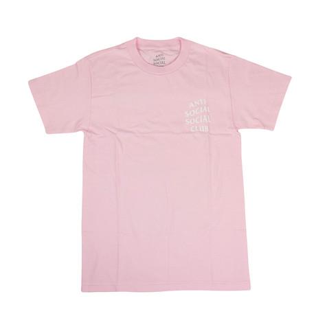 ASSC Logo Short Sleeve T-Shirt // Pink (S)