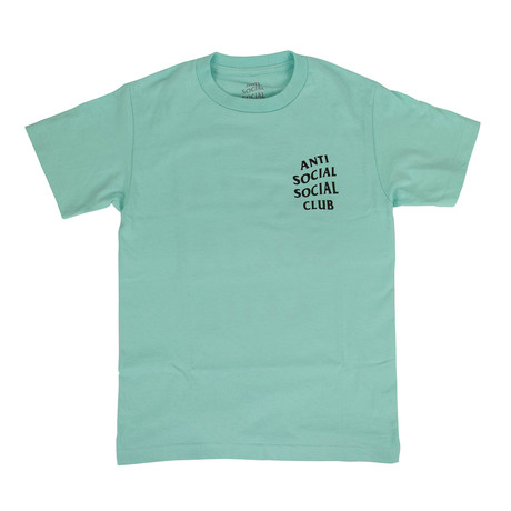 ASSC' Logo Short Sleeve T-Shirt // Teal Blue (S)