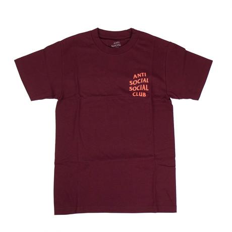 ASSC Coral Logo T-Shirt // Maroon (S)