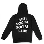 ASSC Logo Hooded Sweatshirt // Black (S)