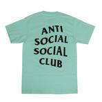 ASSC Logo Short Sleeve T-Shirt // Teal Blue (M)