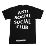Turbo ASSC Logo T-Shirt // Black (M)