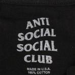 Cherry Blossom ASSC T-Shirt // Black (XL)