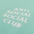 Turbo ASSC Logo T-Shirt // Teal (S)
