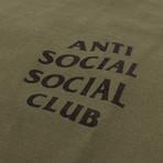 ASSC Logo Short Sleeve T-Shirt // Army Green (M)