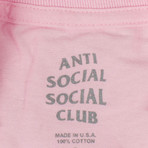 ASSC Logo Short Sleeve T-Shirt // Pink (XL)