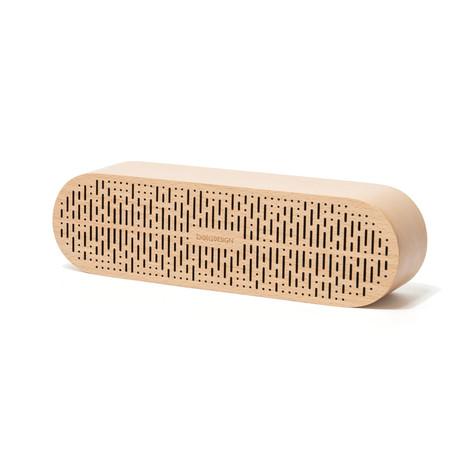 Wood Bluetooth Speaker // Drop // Slot
