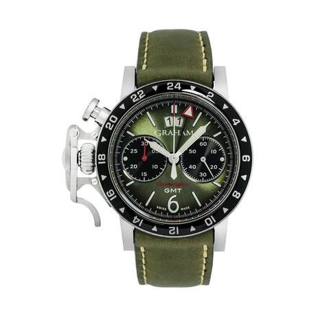 Graham Chronofighter Vintage Automatic // 2CVBC.G01A // Store Display