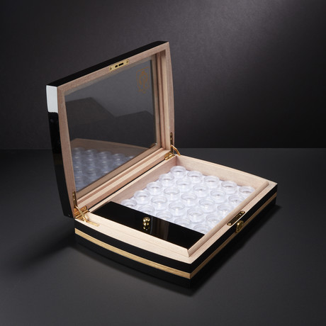 The Apothecarry Case // The Dabney // LED