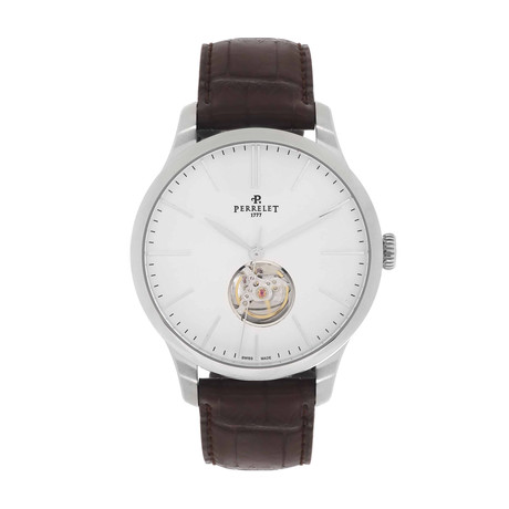 Perrelet First Class Open Heart Automatic // A1087/4 // Store Display