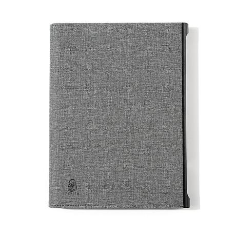 Lockbook Pro // Gray