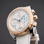 Parmigiani Fleurier Ladies Pershing 002 CBF Chronograph Automatic // PFC528-0233300-XA2422 // Unworn