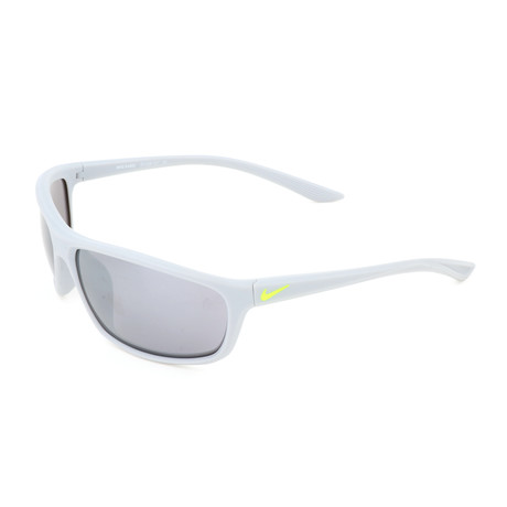 Nike // Men's Sunglasses // Wolf Gray + Silver