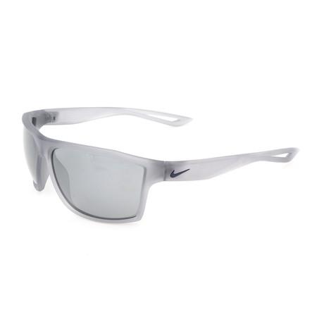 Men's Legend Sunglasses // Gray + Silver