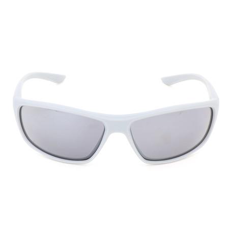 Men's Sunglasses // Wolf Gray + Silver