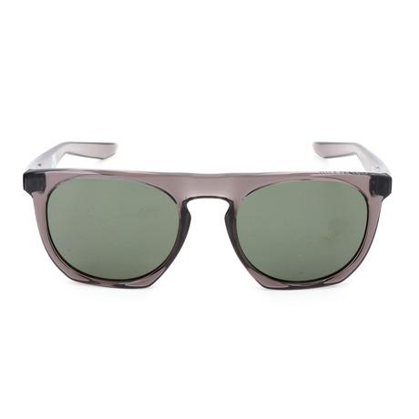 Men's Flatspot Sunglasses // Gunsmoke + Green
