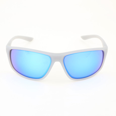 Men's Sunglasses // Wolf Gray + Blue
