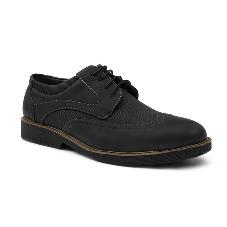 Bedford I Oxfords // Charcoal (US: 7)