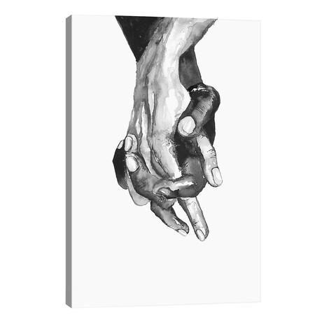 """Hands // ANDA Design (12""""W x 18""""H x 0.75""""D)"""