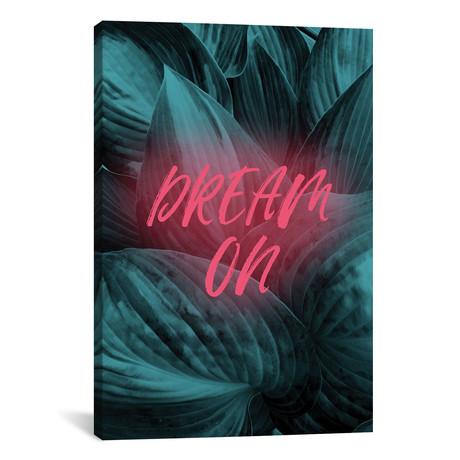 "Dream On // Emanuela Carratoni (12""W x 18""H x 0.75""D)"