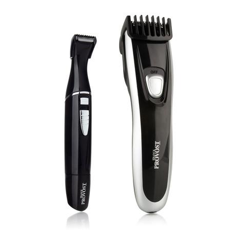 Precision Facial Hair Shaver + Trimmer Duo Set