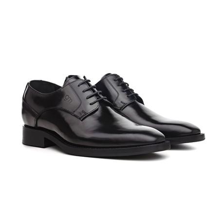 Via Dante Derby Shoes // Black (US: 7)