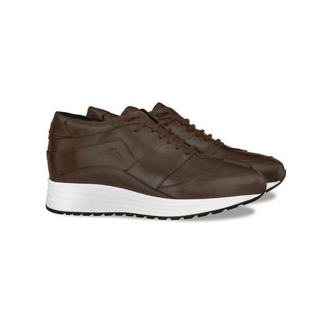 Varenne Brown Sneakers // Brown (US: 7)