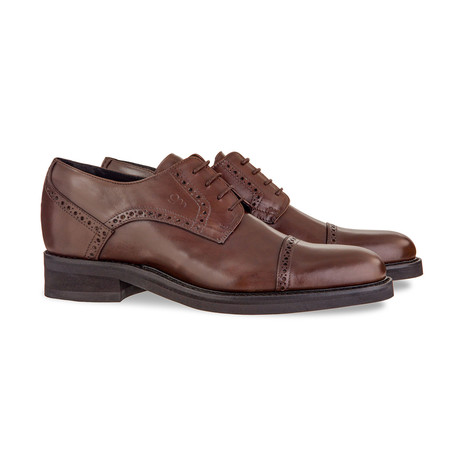 Montecatini Dress Shoes // Brown (US: 7)