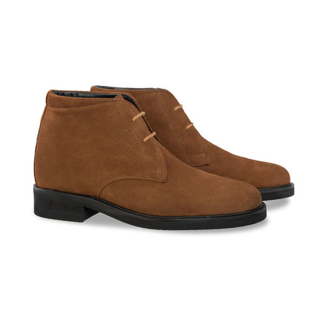 Griffith Park Ankle Boots // Brown (US: 7)