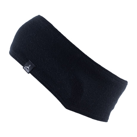 Sweatband Frottee (Black)
