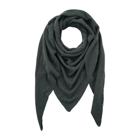 Wedge Scarf (Gray)