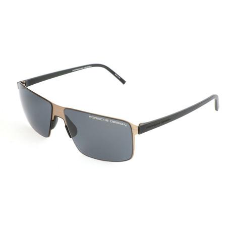 Men's P8646 Sunglasses V1 // Gold