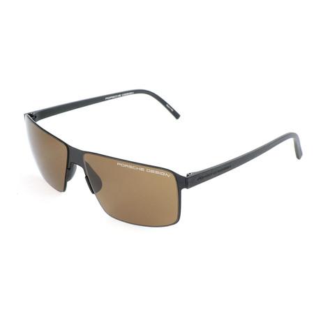 Men's P8646 Sunglasses V1 // Black