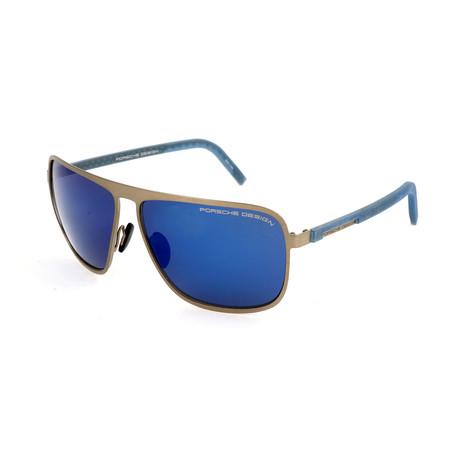 Men's P8641 Sunglasses // Gunmetal