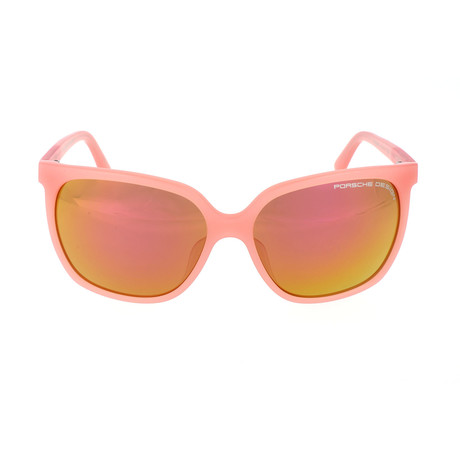 Women's P8589 Sunglasses // Rose