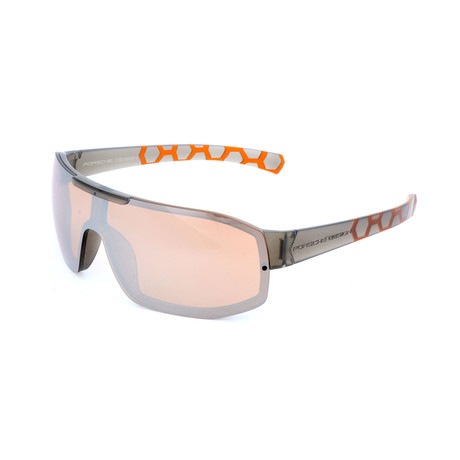 Men's P8527 Sunglasses // Gray