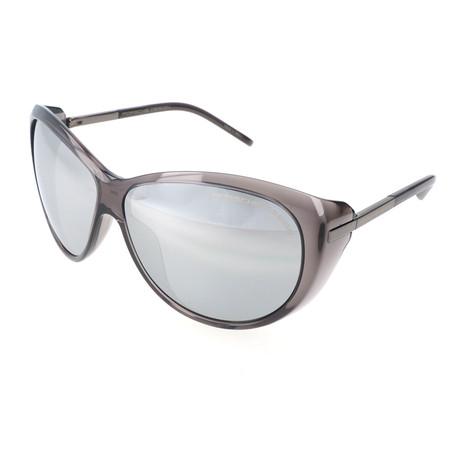 Women's P8602 Sunglasses // Black