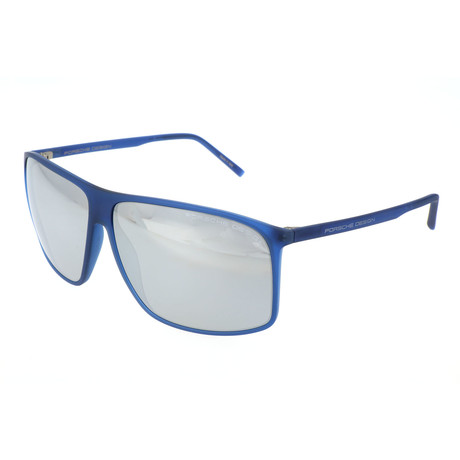 Men's P8594 Sunglasses // Blue
