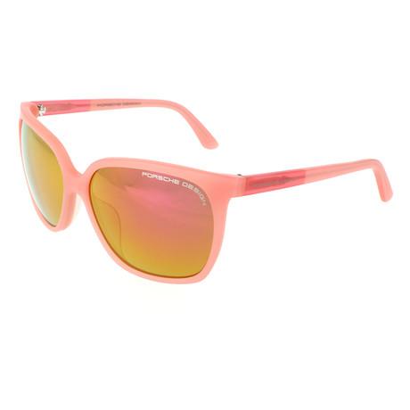 Women's P8589 Sunglasses // Rose