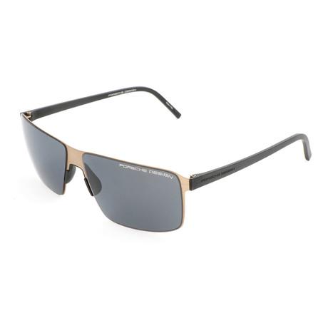 Men's P8646 Sunglasses V2 // Gold