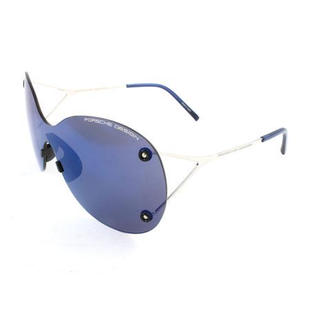Women's P8621 Sunglasses // Palladium + Gray