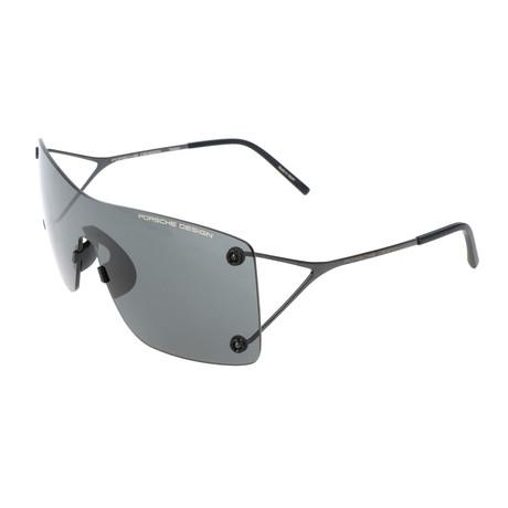 Men's P8622 Sunglasses // Black