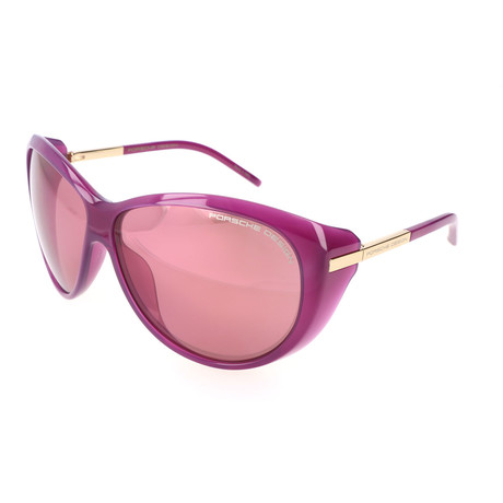 Women's P8602 Sunglasses // Viola