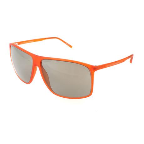 Men's P8594 Sunglasses // Orange
