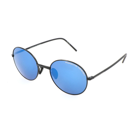 Unisex P8631 Sunglasses // Black