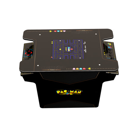 Pac-Man Arcade System // Limited Edition // Head to Head // Signature Black
