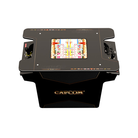 Street Fighters Arcade System // Limited Edition // Head to Head // Signature Black