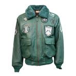 Top Gun® Official Signature Series Jacket // Green (L)