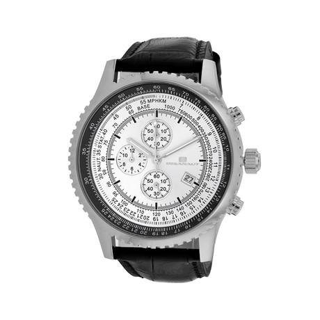 Oceanaut Actuator Chronograph Quartz // OC0310
